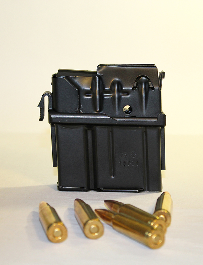 Image of Savage Rifle .308 10-Round Magazine.
